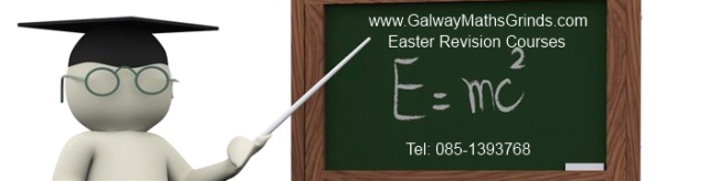 Easter revision course