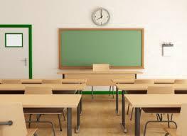 empty class rooms